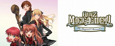クイズマジックアカデミー ~オリジナルアニメーション~ 问答魔法学院 QUIZ MAGIC ACADEMY
