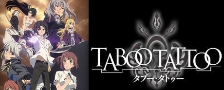 タブー・タトゥー|禁忌咒纹|Taboo-Tattoo