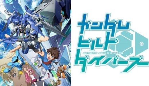 ガンダムビルドダイバーズ 高达创形者 Gundam Build Divers