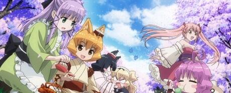 猫神やおよろず 猫神八百万 Nekogami Yaoyorozu