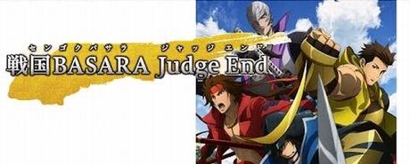 戦国BASARA Judge End 战国BASARA Judge End Sengoku Basara