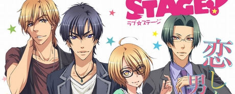 LOVE STAGE!!|恋爱舞台!!|Love Stage!!
