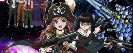 モーレツ宇宙海賊|迷你裙宇宙海贼|Moretsu Uchuu Kaizoku