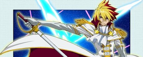 STAR DRIVER 輝きのタクト 银河美少年 Gekijouban Star Driver